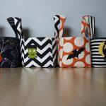 Halloween: cestas para los caramelos