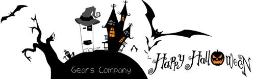 Ya es Halloween en Gears Company