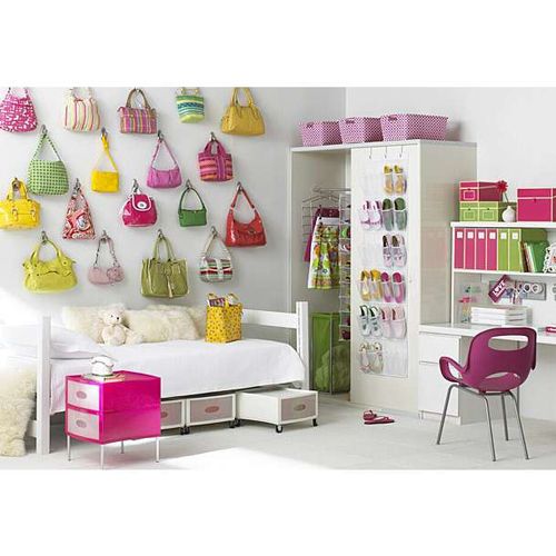 Idea para decorar una habitaci n juvenil for Manualidades para decorar tu cuarto
