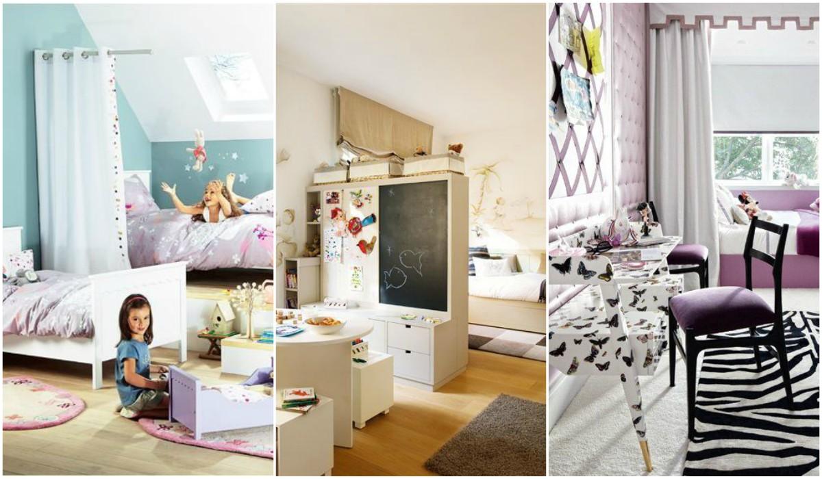 Ideas para dividir espacios infantiles Claves para separar ...