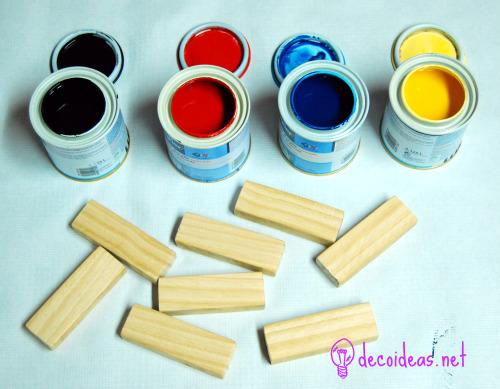 Cosas de casa pintando y preparando regalitos de pap noel for Cosas de casa deco