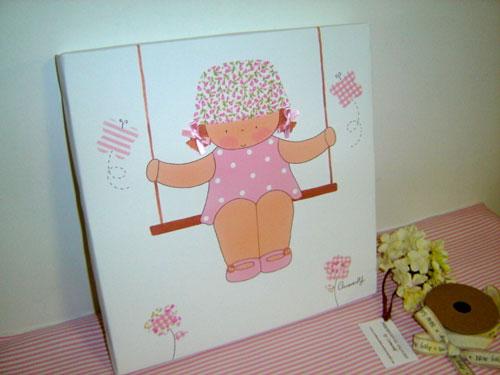 Reproducciones de lienzos infantiles Arriba en el Desván