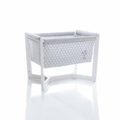 Minicuna convertible en mesa-escritorio