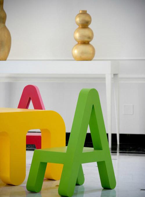 Letters de alessandro diprisco decoideas net - Muebles infantiles europolis ...
