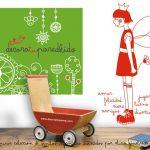Nuevo catálogo de vinilos infantiles Decoratupared Kids