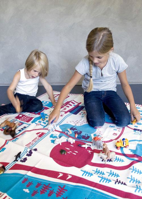 Alfombras de juegos para ni os y beb s - Alfombras para jugar ninos ...