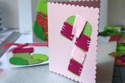M s modelos de tarjetas de navidad hechas a mano for Tarjetas de navidad hechas por ninos
