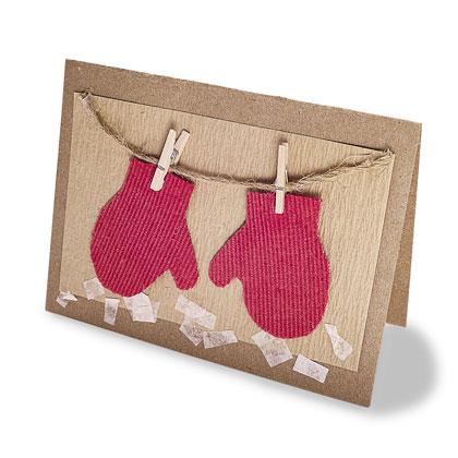 Tarjetas de navidad infantiles - Hacer tarjetas de navidad originales ...