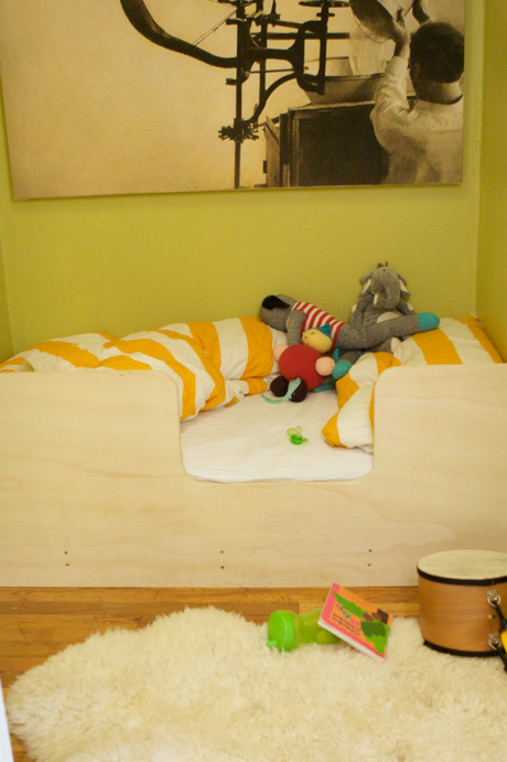 Inspiración pequeño dormitorio infantil