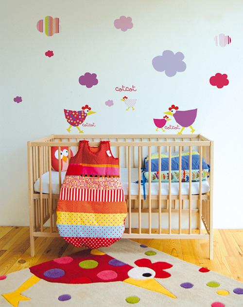 Decorar las habitaciones infantiles con lilipinso - Decorar habitaciones infantiles ...