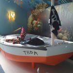Habitaciones infantiles temáticas: Bajo el Mar