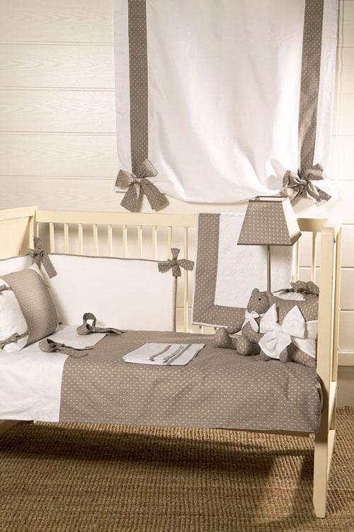 Cute Nursery Bedding Set
