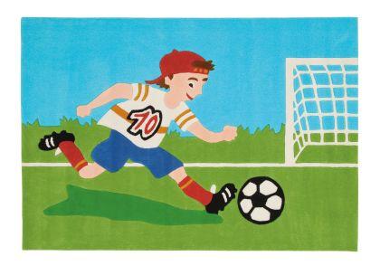 Alfombras infantiles para futbolistas   Decoideas.Net
