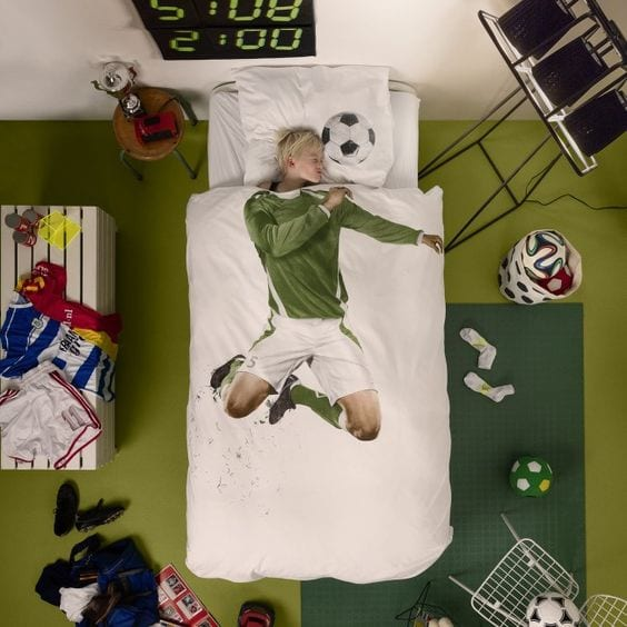 Decoración futbol