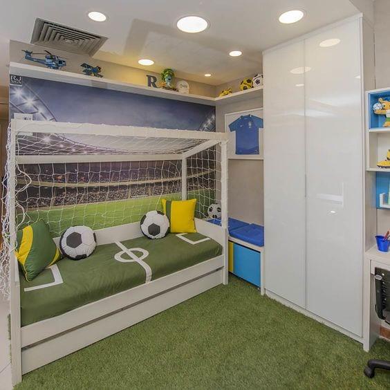 Habitaciones infantiles Fútbol