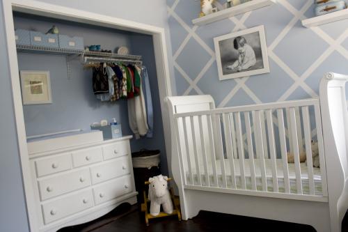 Habitaciones bebes aprovechar el armario - Armarios bebes ...