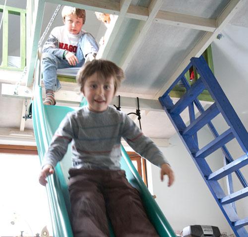 Proyectos habitaciones infantiles en la buhardilla