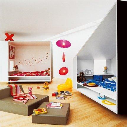 ideas para compartir habitación
