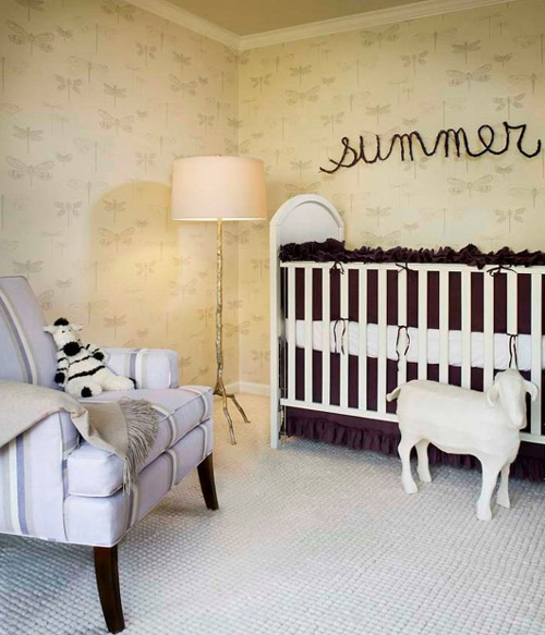 Habitaciones de bebés, fotos  Decoideas.Net