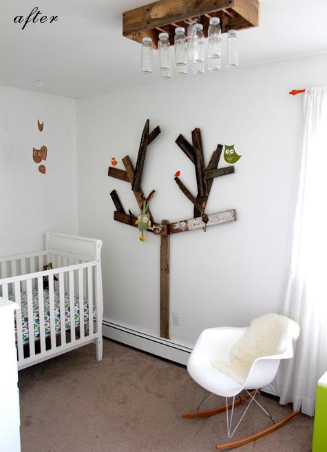 Proyecto habitación bebé