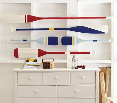 Complementos decorativos para habitaciones de estilo - Muebles estilo marinero ...