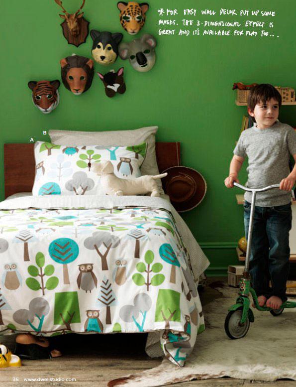 Decorar las paredes infantiles con m scaras - Decorar calabazas infantiles ...