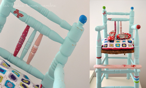 DIY muebles infantiles decorados