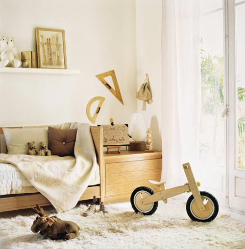Ambientes infantiles con encanto decoraci n infantil for Decoracion con encanto