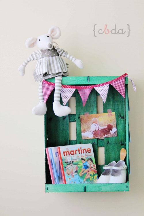 Decoracion Reciclada Para Dormitorios ~ Decorar con cajas recicladas  Decoideas Net