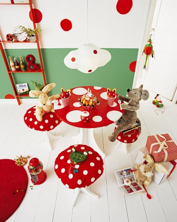Diy decorar muebles infantiles for Fabrication decoration de noel