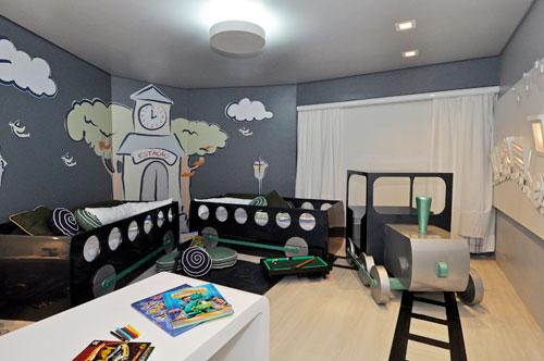 Habitaciones de bebes gemelos o mellizos