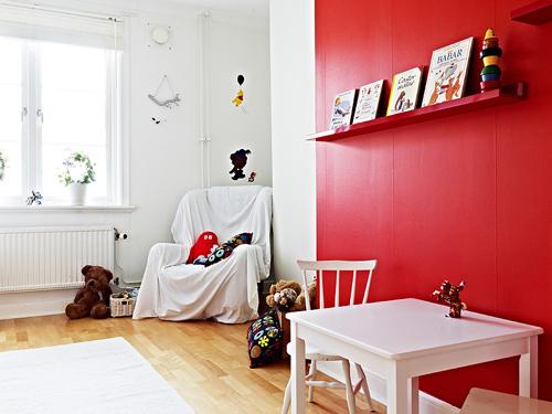 Habitaci n infantil de estilo n rdico decoideas net for Habitacion infantil estilo nordico