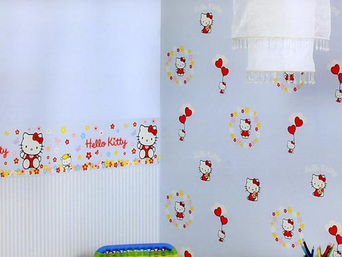Decoración infantil Hello Kitty