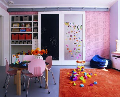 Puertas de armario funcionales y decorativas