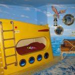Habitaciones infantiles temáticas: Submarino
