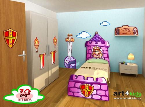 Habitaciones tem ticas en kit - Habitaciones tematicas infantiles ...