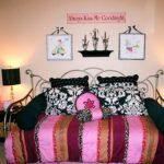 Más habitaciones en rosa y negro