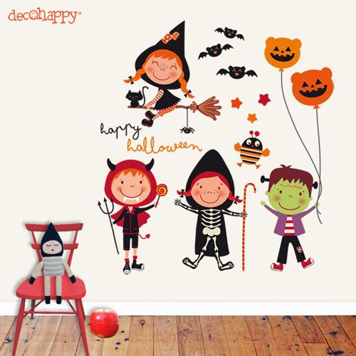 Decoracion Infantil Halloween ~   Halloween Sus medidas son 80 x 74,3 y su precio 88 euros de venta en