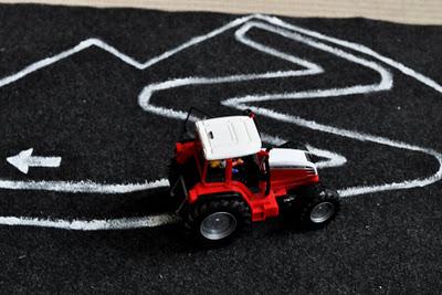 Hazlo tu mismo alfombra circuito decoideas net - Alfombra circuito coches ...