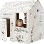 Casa Popup casa de cartón
