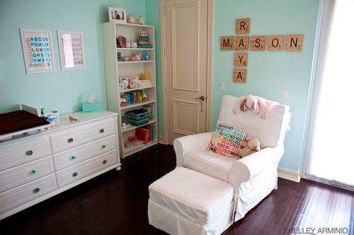 Ideas para decorar una habitaci n de bebes gemelos - Habitaciones para gemelos ...