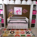 Habitación bebé Barbie