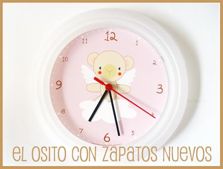 Relojes de pared para ni os decoideas net - Relojes para decorar paredes ...
