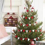 Decorar el rbol de navidad con setas de fieltro for Setas decoracion