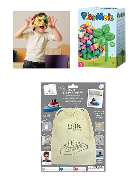 Regalos ecológicos para niños