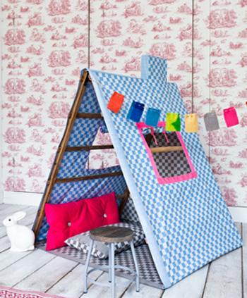 Como hacer una tienda de campa a para jugar for Como hacer una cama japonesa paso a paso