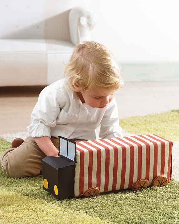 Construye juguetes caseros con tu hijos