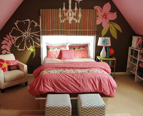 Decorar una habitaci n juvenil para chica for Ideas para decorar dormitorio juvenil