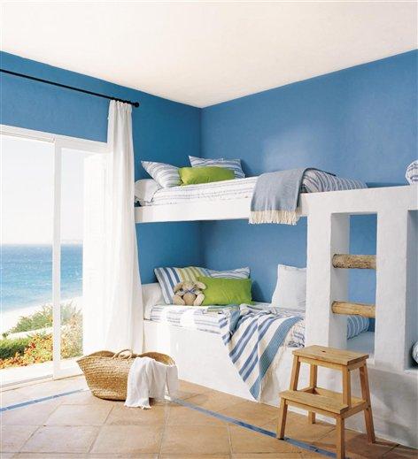 Ejemplos de habitaciones infantiles compartidas - Habitacion para 2 ninos ...