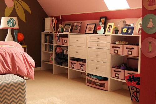 Decorar una habitaci n juvenil para chica for Como disenar mi dormitorio